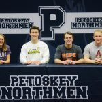 Congratulations to our 4 Winter Signers!