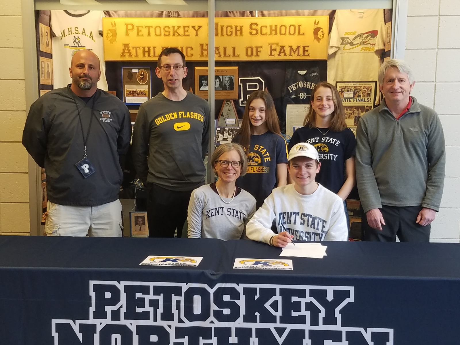 Joe Farley Signs with Kent State Cross Country!