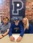 Michael Sherman Signs with LSSU