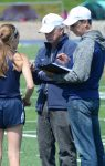 Coach Farley and Coach Vandenheuvel honored, Emma Squires Recognized as Dream Team
