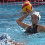 Girl's Varsity Water Polo Team Wins League Championship!