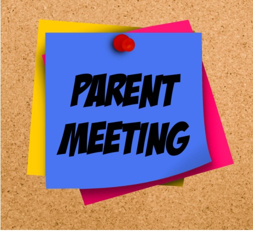 Fall Sports Athletic Parent & Coaches Meeting on 9/22