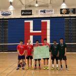 CCS Championships- Badminton