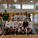 JV Girls Volleyball Wins Del Mar Tournament