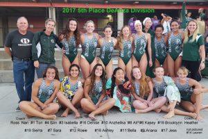 10-28-17 Girls Varsity vs Palo Alto at Gunn – DeAnza league tourney