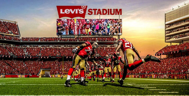 HHS Varsity Football Game at Levi's Stadium on 9/21!