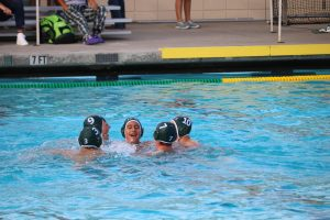 Boys Varsity Water Polo vs Gunn