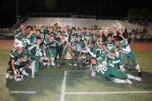 Varsity football vs Fremont 09/13/19