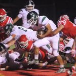 Mustangs drop league-opener at Saratoga
