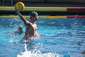 Boys Varsity Water Polo vs MVHS