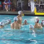 Boys Varsity Water Polo beats Los Gatos 8 – 7 in Double Overtime Golden Goal