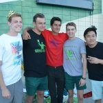Boys Varsity Water Polo Senior Night