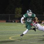 Varsity football vs Cupertino 10/18/19