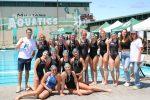 Girls Varsity Water Polo Team
