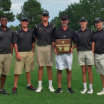 Boys Golf District Tournament