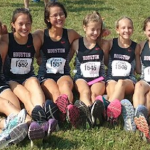 Girls Cross Country Wins Prestigious Tournament