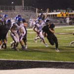 Football Victory Over Bartlett Culminates Night of Community