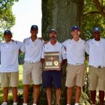 For 18th Consecutive Year, Boys Golf Wins Region Championship