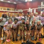 Volleyball Wins Region For 7th Consecutive Year