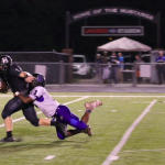 Football Shuts Out Bolton In 41-0 Victory