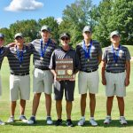 Boys Golf Wins 13th Consecutive Region Campionship