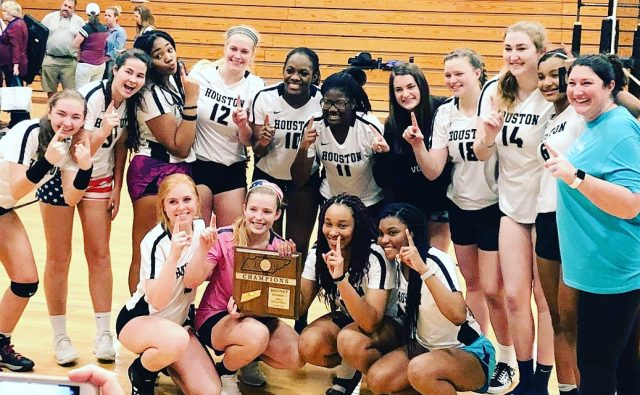 Monday Recap: Volleyball & Soccer Each Win District Tournament Championships