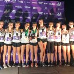 Girls Cross Country Wins Frank Horton Invitational