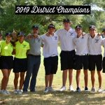 Boys, Girls Golf Win 2019 District Tournament Championships