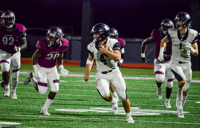 Football Gives Another Dominant Performance Over Collierville
