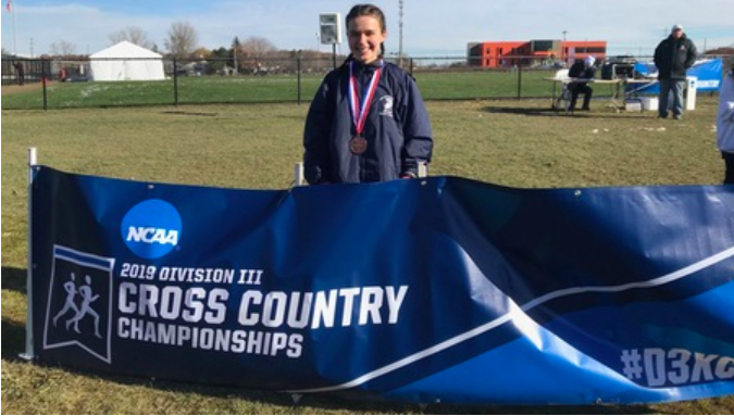 Maddie Lindemann, Houston Alum Excels On National Stage