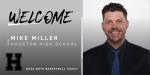 Houston High Names Mike Miller Boys Basketball Coach
