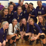 Lady Purples defeat Breckinridge & McLean to start the Summer Slam