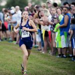Peeples takes first place at Raider Twilight Run