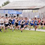Boys Cross Country finishes 3rd at Raider Twilight Run