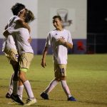 Boys Soccer gets District Win