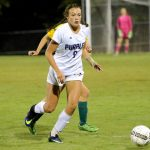 Watts' success on the soccer field leads her to Samford University