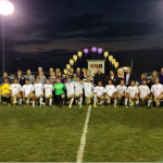 Purples rout Warren East 10-0 on Senior Night