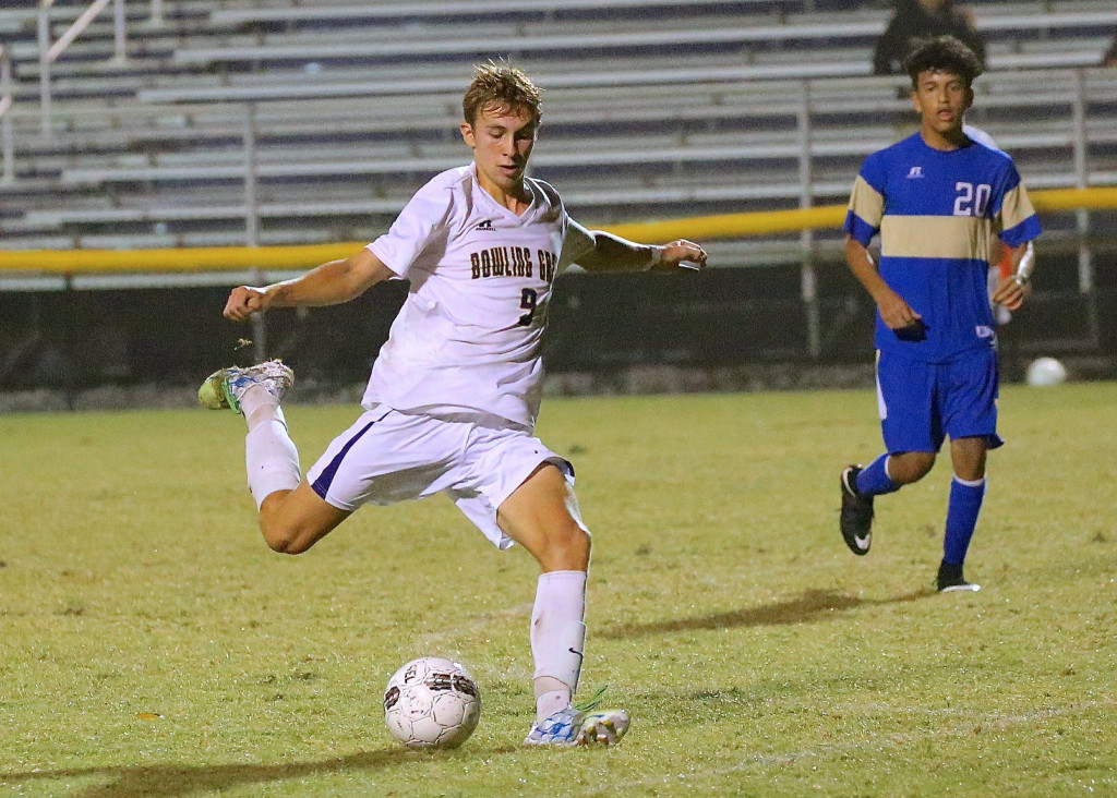 Boys Soccer gets huge district win