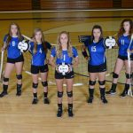 Volleyball Senior Night Oct 11