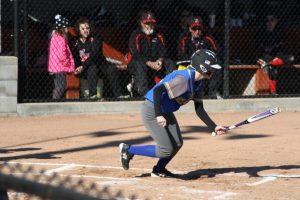 Girls Varsity Softball Scrimmage vs. Brownstown