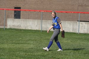 BC Varsity Softball Storms Past Owen Valley for 12-3 Win