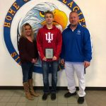 November Athlete of the Month- Caleb Yager