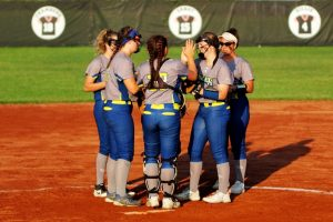 BC Varsity Softball (19-4) Finishes Winning Season Blanked by Northview