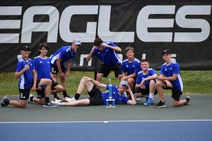 Tennis Invitational Victory