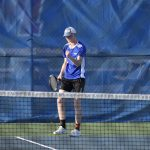 Eagles Tennis Win against Martinsville