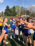 Girls Kicked Off Track Season on Tuesday at Bloomington North