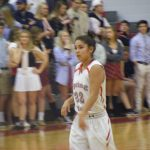 Spring Lake High School Girls Varsity Basketball beat Whitehall High School 51-40