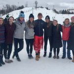 GIRLS SKI TEAM QUALIFY FOR STATE, CHARLIE PARKER QUALIFIES IN GS