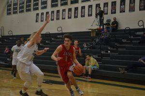 Freshmen Boys Basketball vs Comstock Park