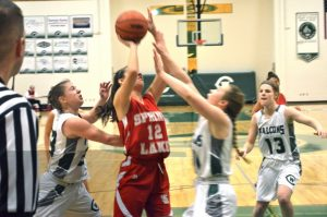 Girls Varsity Basketball vs West Catholic